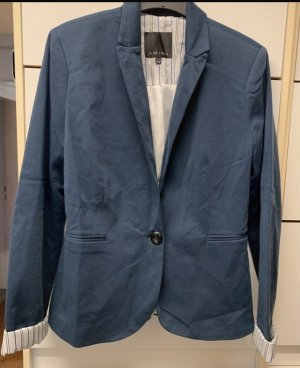 New Yorker Sweat Blazer steel blue-cornflower blue