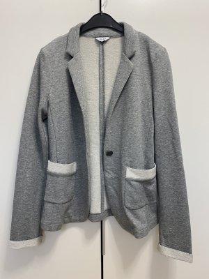 Liu jo Blazer sweat grigio-bianco