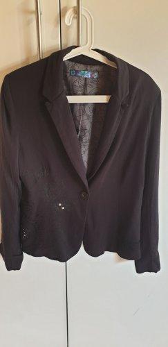 Desigual Jersey blazer zwart