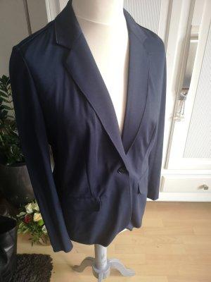 Canda Premium Sweat Blazer dark blue