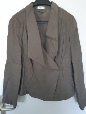 Bonita Blazer corto marrone-grigio