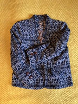 edc Blazer en laine multicolore