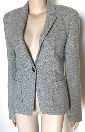 Escada Blazer corto grigio chiaro-grigio Lana