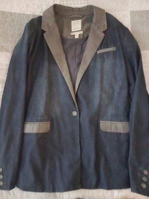 Esprit Blazer in jeans blu scuro