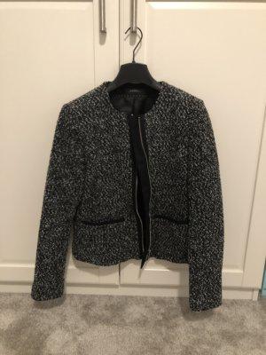 Esprit Blazer Tweed negro-blanco