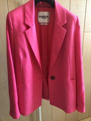 Essentiel Antwerp Blazer boyfriend rose-rose fluo polyester