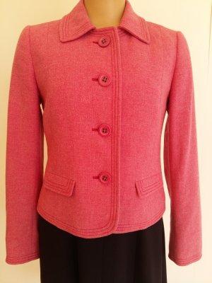 Gap Wollen blazer roze-roze Wol