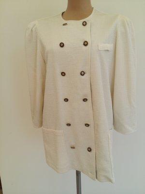 Wool Blazer white