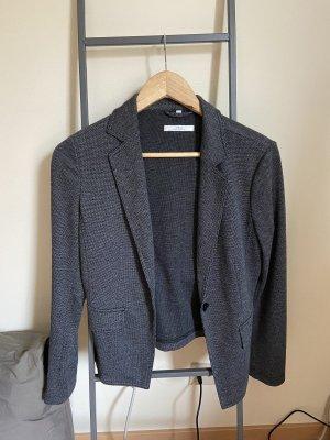 17&co Klassischer Blazer black-grey