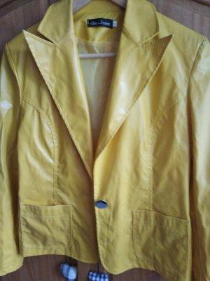chic & jeune Klassischer Blazer yellow