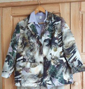 Blouse Jacket light grey-purple