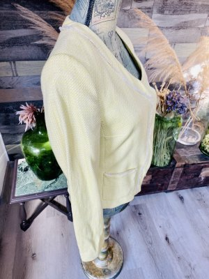 Blazer  gelb Esprit Baumwolle Größe 40
