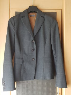 Review Blazer in tweed grigio