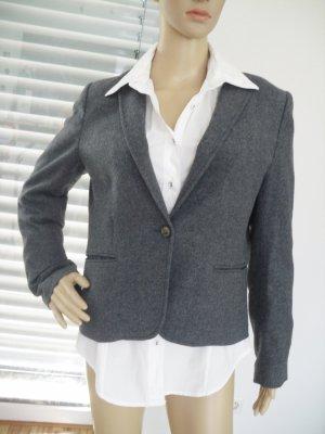 H&M Short Blazer anthracite