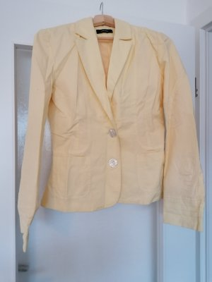 Vero Moda Blazer sweat jaune clair