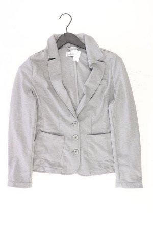 Blazer Größe 38 grau aus Polyester