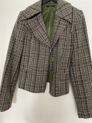 Zero Tweed blazer veelkleurig