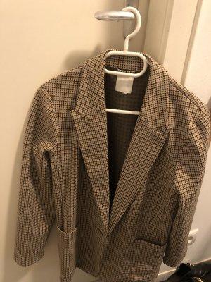 H&M Jersey Blazer multicolored