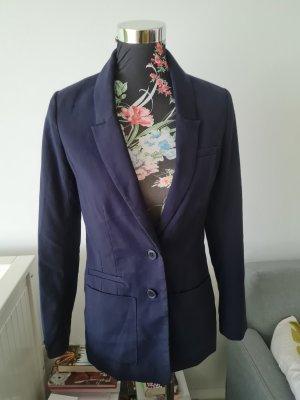 H&M Unisex Blazer dark blue