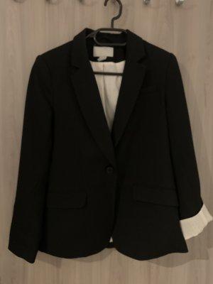 Blazer, H&M, Gr. 36, neuwertig, schwarz