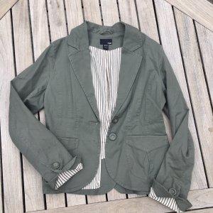 Blazer H&M khaki