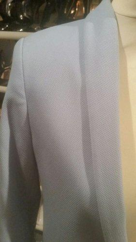 G-LAB Short Blazer azure cotton