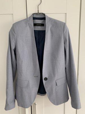 Blazer hellblau-grau von Zara