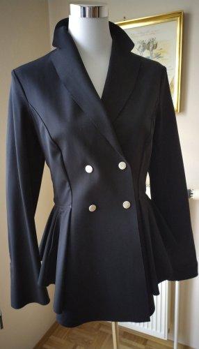High - Everday Couture by Claire Campbell Veste de smoking noir polyamide