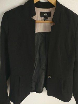 Blazer HM Größe 36 in schwarz
