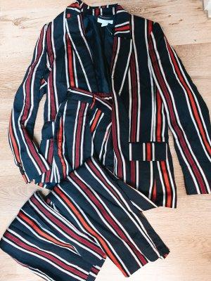 H&M Traje de negocios multicolor