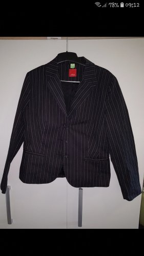 s.Oliver Business Suit anthracite