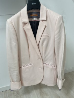 Hugo Boss Lange blazer rosé