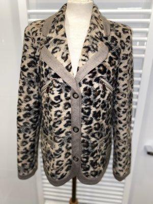 Cosima Between-Seasons Jacket multicolored wool