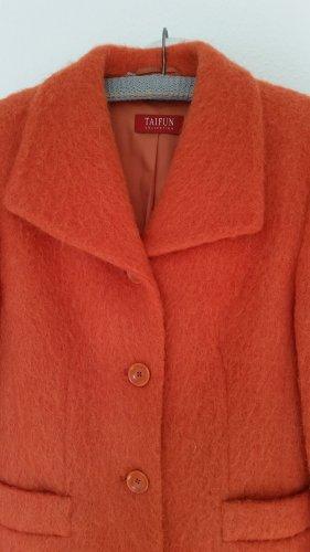 elements by TAIFUN Collection Wool Blazer dark orange new wool