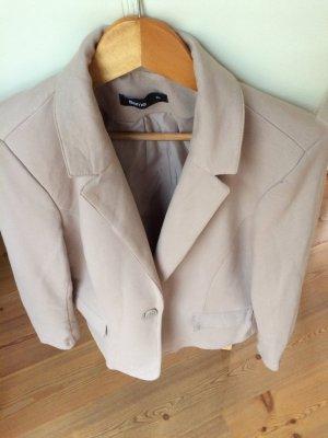 Flame Blazer in jersey beige chiaro