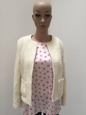 More & More Tweed Blazer natural white
