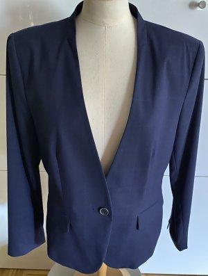 Blazer in dunkelblau von Zara, NEU