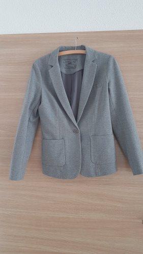 Edc Esprit Sweat Blazer light grey