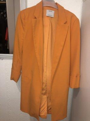 Blazer in orange
