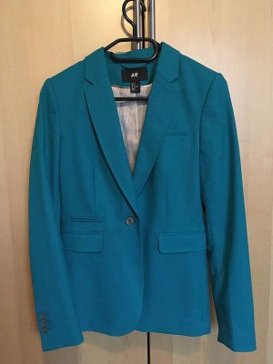 Blazer in Petrol
