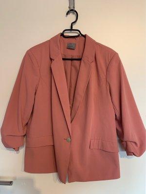 Blazer in Rosé