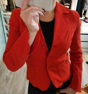 Blazer in rot H&M gr. 40