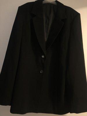 Klassischer Blazer negro
