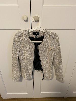 H&M Tweed Blazer multicolored