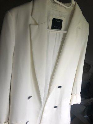 Blazer in weiß