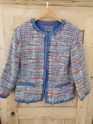Change by White Label Tweed Blazer multicolored