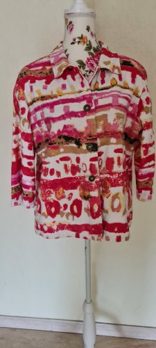Choies Blazer sweat multicolore coton