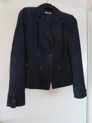 More & More Blazer en jean bleu foncé polyester