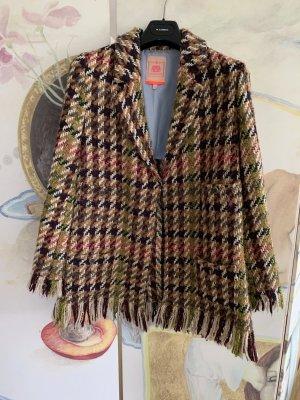 Villaggio Wool Jacket multicolored wool
