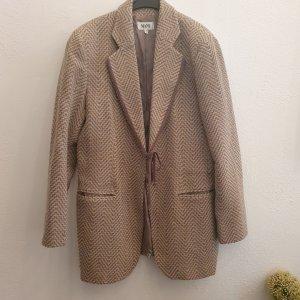 Armani Exchange Long Blazer grey-beige